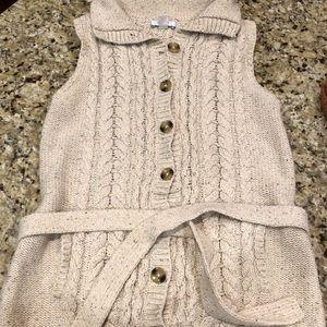 LOFT sweater vest